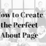 How to write the perfect About page for your website